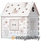 Набор для творчетва BibaLina Дом-раскраска КДР03-001