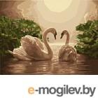 Картина по номерам Picasso Лебеди (PC4050270)
