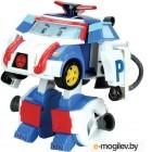 Робот-трансформер Robocar Poli Поли с костюмом астронавта / 83311