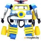 Робот-трансформер Robocar Poli Поли с костюмом водолаза / 83310