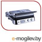 Электрогриль Delonghi CGH1030D 2000Вт серебристый