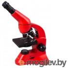 Детский микроскоп Levenhuk 50L Plus / 69055 (Orange)