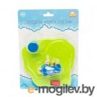 Игрушки для купания Жирафики Аэродром 681123