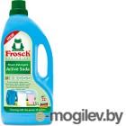 Жидкое средство для стирки Frosch Active Soda, 1500мл; код 4009175936455
