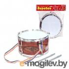 Детские музыкальные инструменты Тилибом Барабан Т80603