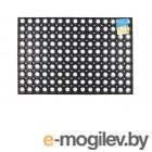 Коврик придверный 40х60 см, черный, Соты, TM YPgroup (Размер 40х60 см. Материал: вулканизированная непористая резина.)