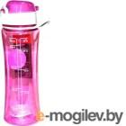 Шейкер спортивный No Brand XL-1719 розовый
