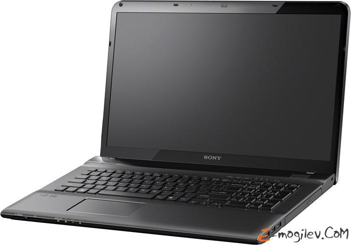 "SONY VAIO SVE1712E1RB 17.3"" B980/4Gb/500Gb/HD Graphics/BLACK"