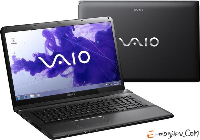 SONY VAIO SVE1712E1RB 17.3 B980/4Gb/500Gb/HD Graphics/BLACK