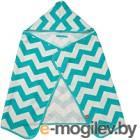 Полотенце с капюшоном Happy Baby FLUFFY 34017 (Blue)