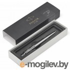 Ручка гелевая Parker Jotter Core K694 (2020646) Stainless Steel CT 0.7мм черные чернила подар.кор.