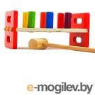 Деревянные игрушки Mapacha Молоточек 76687