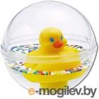 Игрушка для ванны Fisher-Price Веселая уточка / DVH21/75676