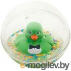 Игрушка для ванны Fisher-Price Веселая уточка / DVH21/DVH73