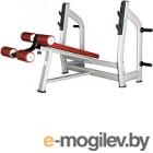 Стойка для штанги Bronze Gym H-024_C