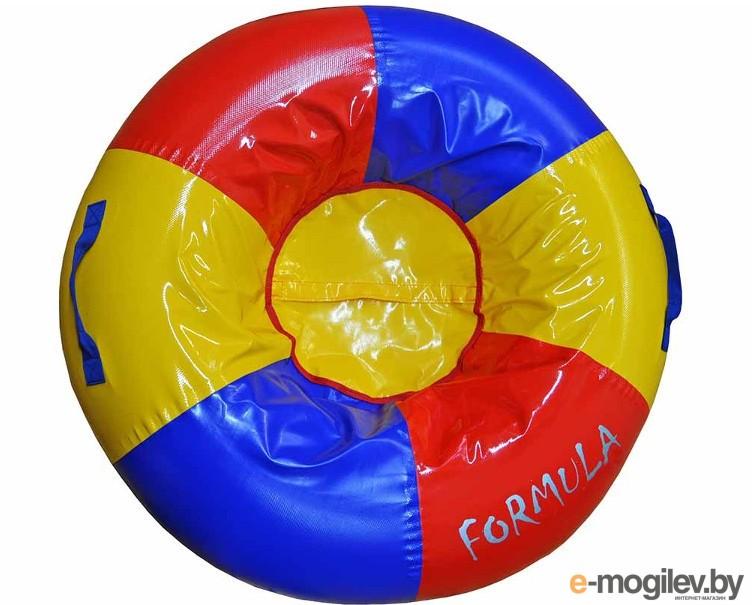 Формула зима Торнадо 120 Yellow-Red-Blue 55003