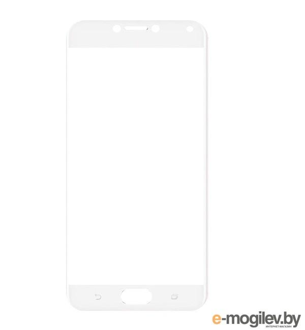 для ASUS Закаленное стекло Asus Zenfone 4 Max ZC520KL DF Fullscreen aColor-07 White