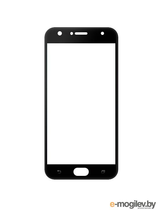 для ASUS Закаленное стекло Asus Zenfone 4 Selfie ZD553KL DF Fullscreen aColor-09 Black
