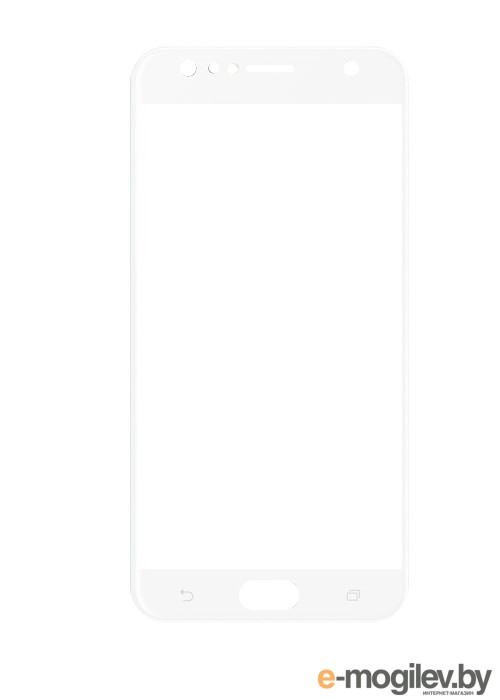 для ASUS Закаленное стекло Asus Zenfone 4 Selfie ZD553KL DF Fullscreen aColor-09 White