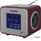Telefunken TF-1575 бордовый USB SD/MMC