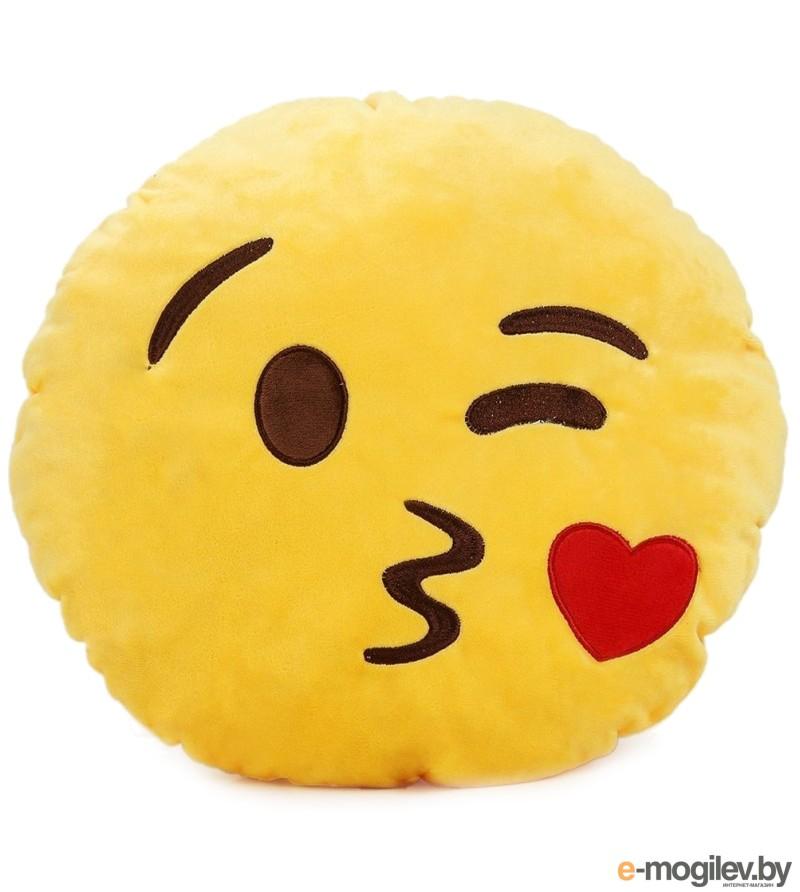 Megamind Подушка Emoji Поцелуй М7129