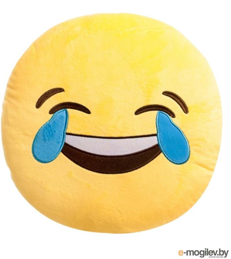Megamind Подушка Emoji Смех до слез М7132