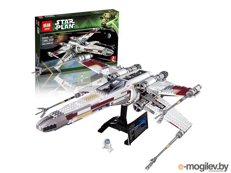 Конструкторы Lepin Star Wars Истребитель X-WING RED FIVE 1586 дет. 05039