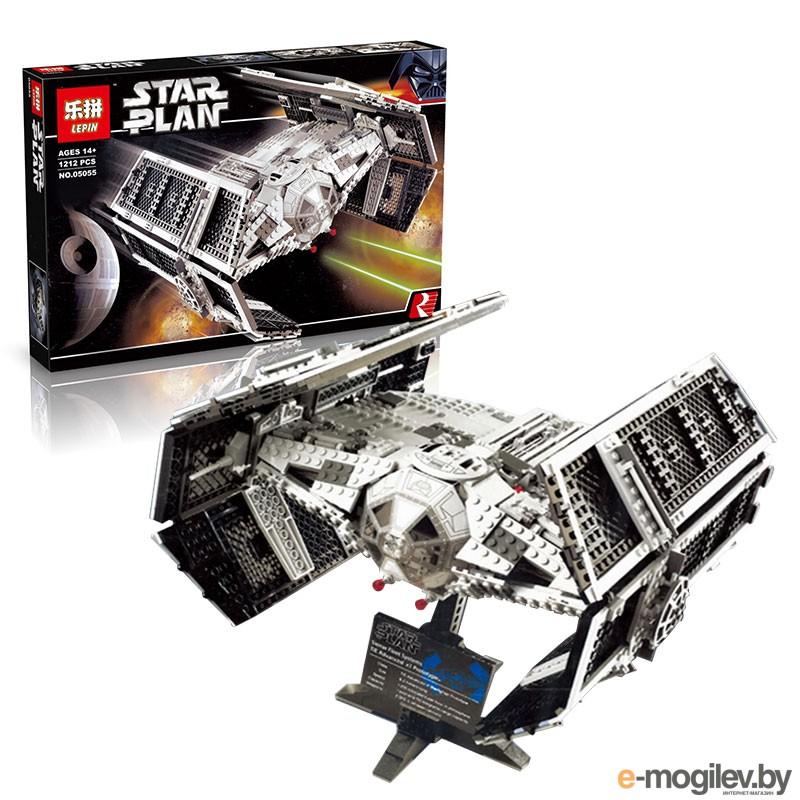 Конструкторы Lepin Star Wars Истребитель Дарт Вейдера 1212 дет. 05055