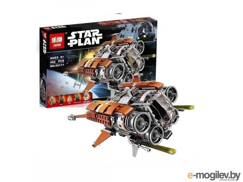 Конструкторы Lepin Star Wars Квадджампер Джакку 482 дет. 05111