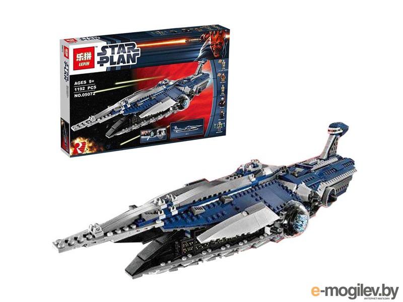 Конструкторы Lepin Star Wars Крейсер Зловещий 1192 дет. 05072