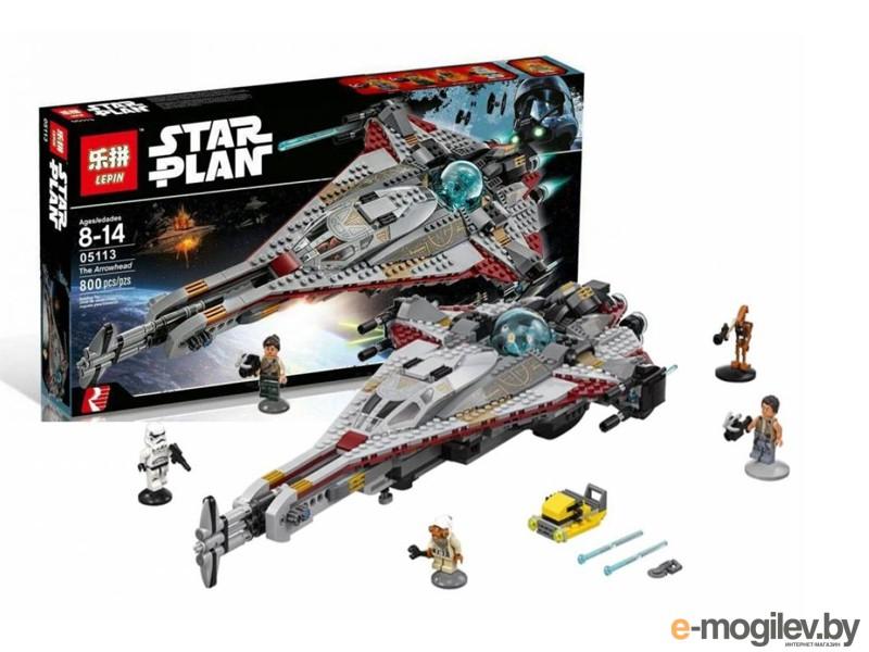 Конструкторы Lepin Star Wars Стрела 800 дет. 05113