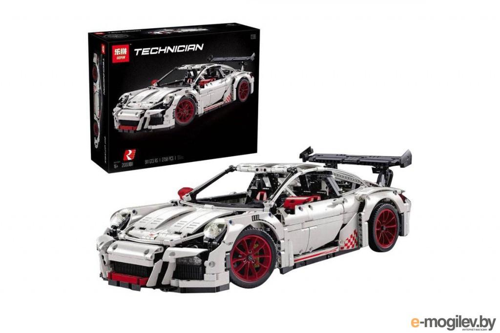 Конструкторы Lepin Techini Porsche 911 GT3 RS 2704 дет. 20001B