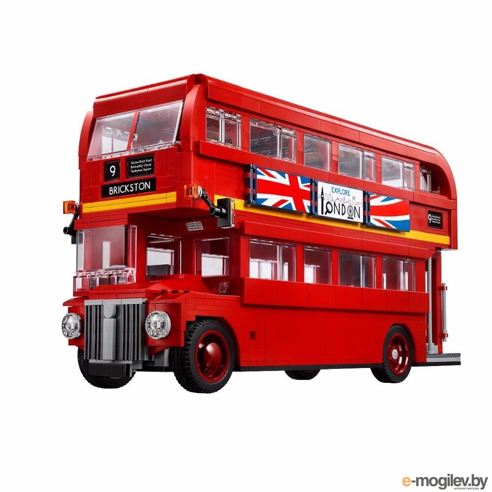 Конструкторы Lepin Bulerds Лондонский автобус 1716 дет. 21045