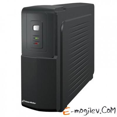 PowerWalker VFD1000 Schuko Off-Line,1000VA/500W 4*IEC