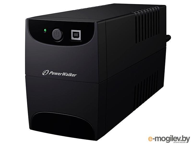 ИБП PowerWalker VI650 SE 2*SHUKO