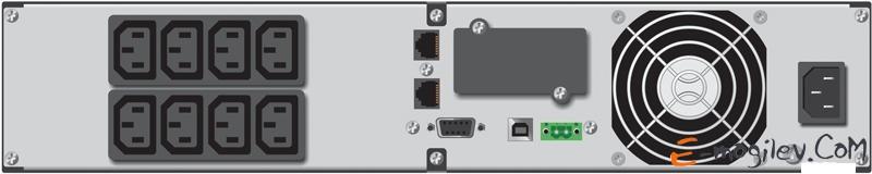 ИБП PowerWalker VI2000RT LCD 8*IEC RackMount