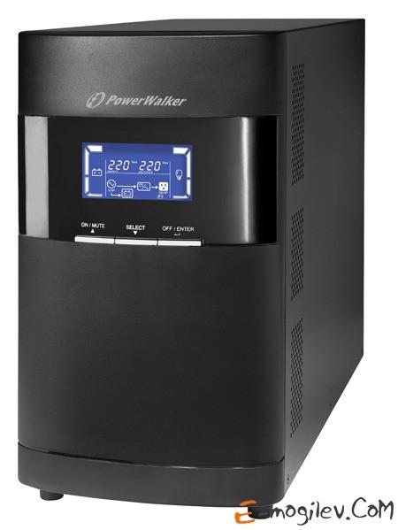 PowerWalker VFI1000RT LCD 8*IEC RackMount