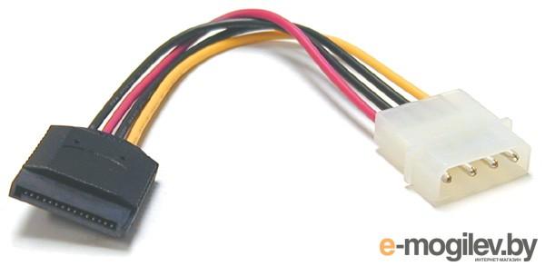 SATA Molex(4pin, БП) - SATA (устройство)