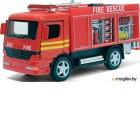 Автомобиль игрушечный Kinsmart Пожарная машина / KS5110W