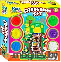 Игровой набор с пластилином Kids Toys Огород 11741