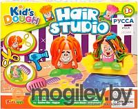 Игровой набор с пластилином Kids Toys Парикмахер 11678