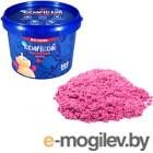 Кинетический песок Космический песок Розовый T57726 (0.5кг)