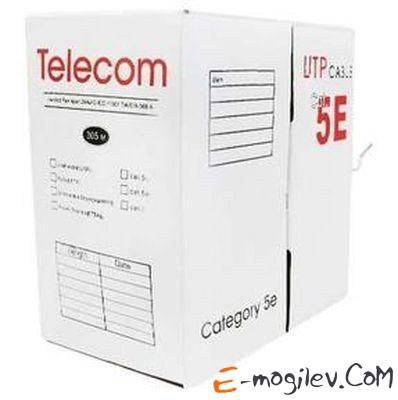 Telecom UTP 10 пар кат. 5е (бухта 500м)