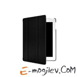 iLuv для iPad4/iPad3/iPad2 Epicarp black с магнитной обложкой и функцией подставки (iCC845BLK)