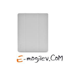 iLuv для iPad4/iPad3/iPad2 Epicarp grey с магнитной обложкой и функцией подставки (iCC845GRY)