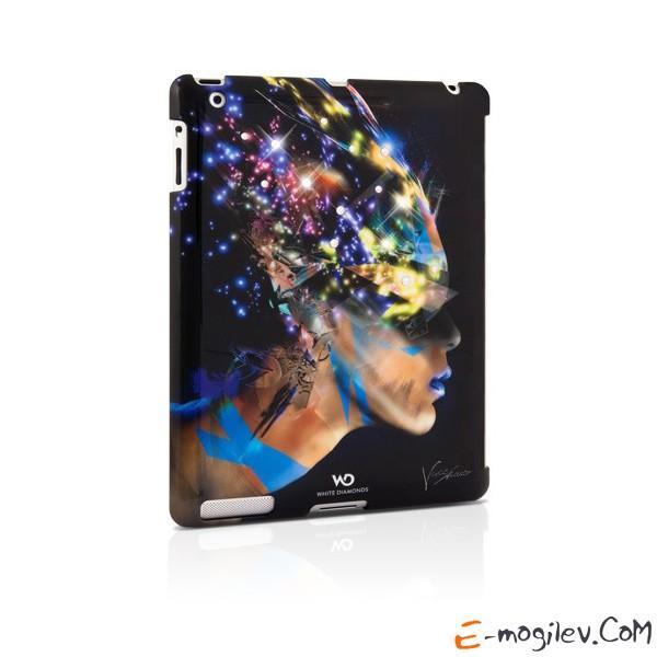 White Diamonds для iPad4/3/2 Nafrotiti black Swarovski 1150NAF6