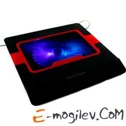 "GlacialTech V-Shield V5R black/red 15.6"" (345x340x43mm) (CN-V5R0A000AC0001)"