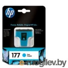 HP C8771HE № 177 cyan 4ml