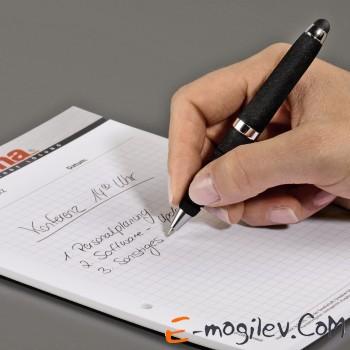 Стилус Hama H-107823 /шариковая ручка Soft Touch для Apple iPad 2 в 1 зеленый