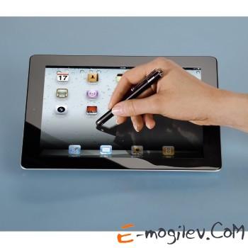Стилус Hama H-108314 Soft Touch для планшетных компьютеров черный
